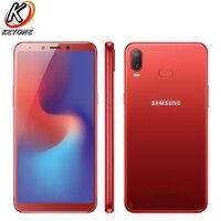 Фирменная Новинка samsung Galaxy A6s SM G6200 4G LTE мобильный телефон 6,0 6 ГБ Оперативная память 64 GB/128 GB Встроенная память Snapdragon 660 Восьмиядерный отпечато
