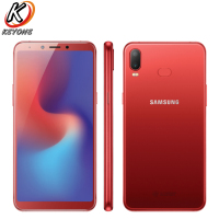 Brand New Samsung Galaxy A6s SM G6200 4G LTE Mobile Phone 6.0 6GB RAM 64GB/128GB ROM Snapdragon 660 Octa Core Fingerprint Phone