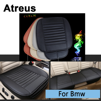 Atreus Car -Styling Four Seasons Cushions Car Seat Covers For BMW E46 E39 E90 E60 F30 F10 E34 E30 F20 E92 M5 X5 X6 Accessories image