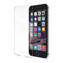 0.3mm 9H Ultra Thin Tempered Glass For iPhone aifon ifon ihone i phone 4 4s 5 5s 5c 6 6S Plus 2.5d Screen Protector(China)