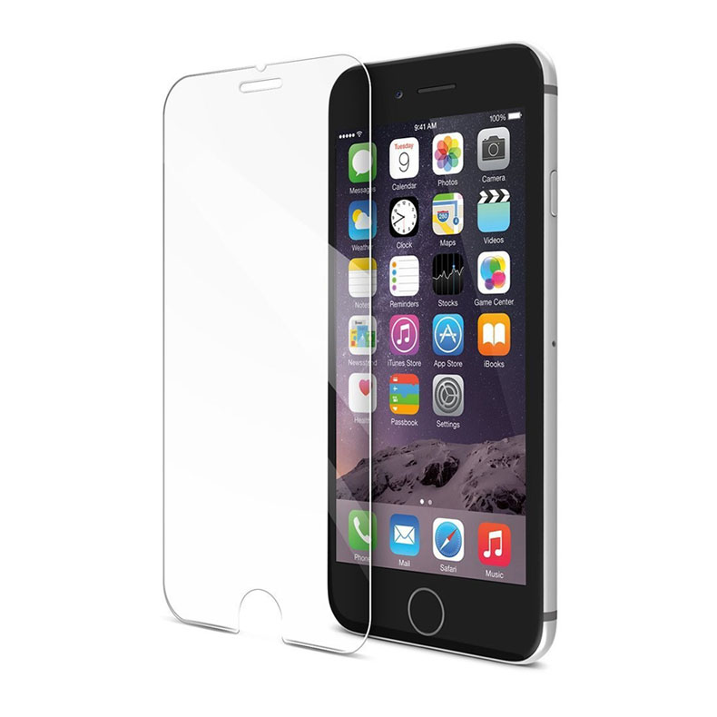 0.3mm 9H Ultra Thin Tempered Glass For iPhone aifon ifon ihone i phone 4 4s 5 5s 5c 6 6S Plus 2.5d Screen Protector