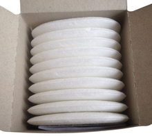10pcs=5 pair 5N11 Particulate Cotton Filter For  Mask 5000,6000,7000 Series