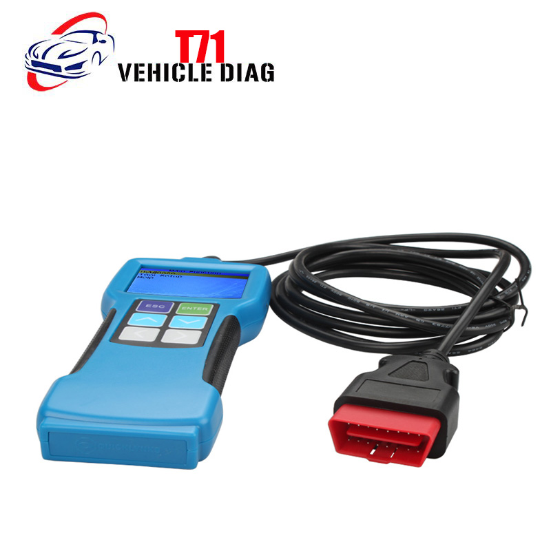Latest Truck Diagnostic Tool T71 for Heavy Truck and Bus work on vehicles which compliance with J1939/J1587/1708 protocol  цены