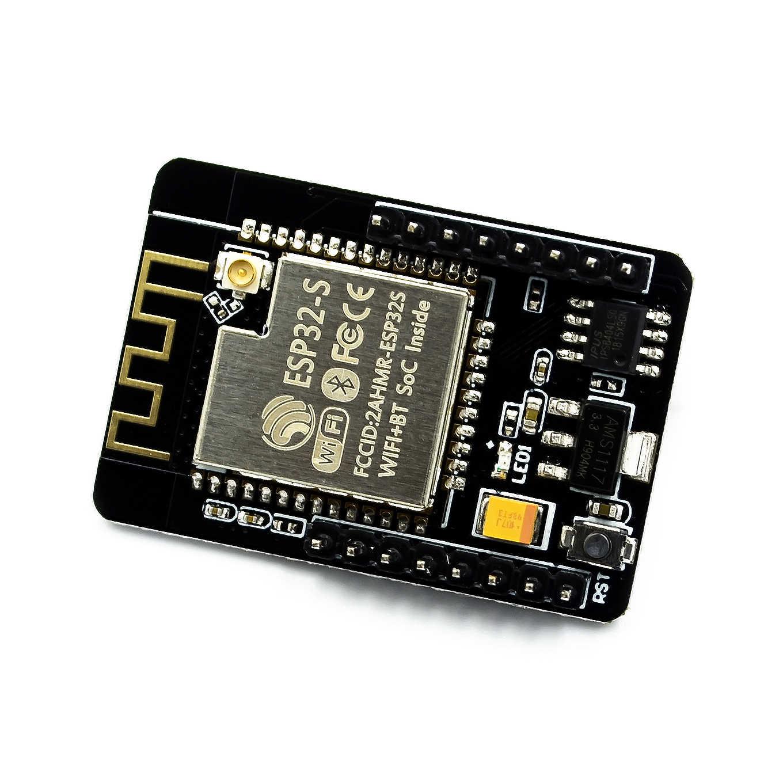 Módulo WiFi ESP32-CAM ESP32 serie A WiFi ESP32 CAM Placa de desarrollo 5V Bluetooth con módulo de cámara OV2640