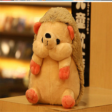1Pcs Stuffed Animal Doll Cute Hedgehog Soft Comfortable Toy Children Kids Toys Car Home Dcoration Friends Gift 20cm 32cm
