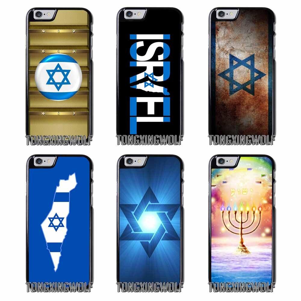 Israel Flag IL Cover Case For HuaWei P8 P9 P10 P20 Pro Lite Plus Nova 2S Y3 Y5 Y6 Y9  Honor 5C 5X 6X 7S 8 9 10