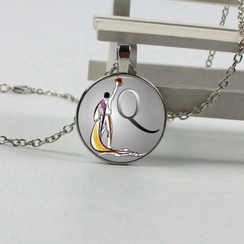 Queen Freddy Mercury Necklace and Pendant Gifts for Queen Fans, Vinyl, Guitar Selection Music, British Rock Band, Rock Band, Rec image