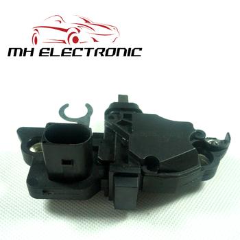 MH ELECTRONIC dla Mercedes benz dla volkswagena dla Bosch Car regulator napięcia alternatora IB225 0031542406 038903803E F00M144136 tanie i dobre opinie Mercedes-benz High Quality China IB225 IB5225 F00M144136 F00M144153 F00M144154 038903803EX 038903803 038903803B 06F903803B
