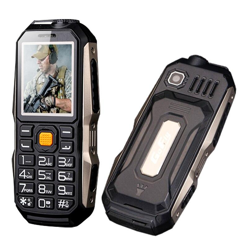 Фото. Ужин Мини Размеры противоударный прочный мобильный телефон Мощность банк пыле факел Blacklist FM рад