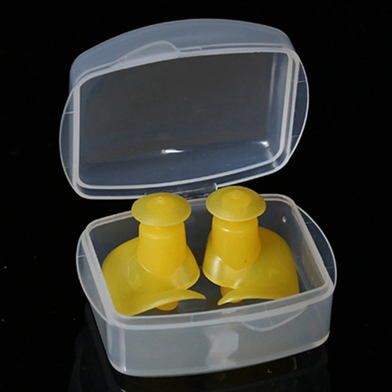 Image 5 - Ear Plugs Silicone Ear Protection Earplugs For Sleeping Foam Plug Anti Noise Ear Protectors Noise Reduction Hearing Protection-in Ear Protector from Security & Protection