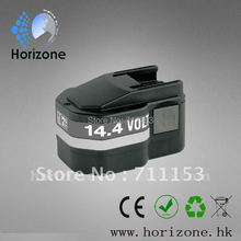 Replacement battery for Milwaukee System PBS3000 BXL 14.4V 3.0Ah Ni-Mh Battery