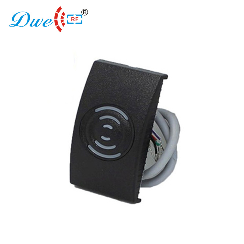 DWE CC RF access control card reader wg26 wg34 access card reader cards access control door passive reader dwe cc rf access control card reader tcp ip communication door access card reader smart chip card readers with password