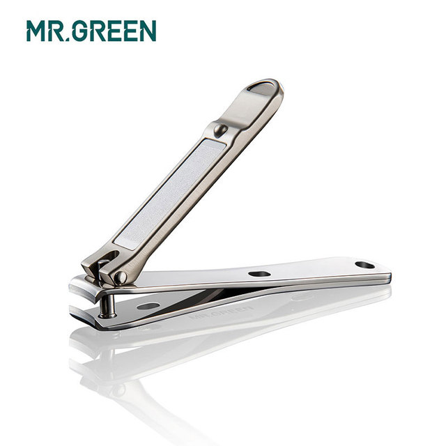 Nail Clippers For Fingernails Fish Scale like Nail File Popular Gifts For Men  Women Sharp and Druable stainless steel clipper