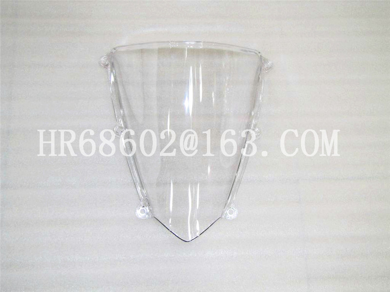 Pour Honda CBR 600 RR F5 2007 2008 2009 2010 2011 2012 Blanc Pare-Brise Pare-Brise cbr 600 f5 CBR600 cbr600 CBR600RR 600RR
