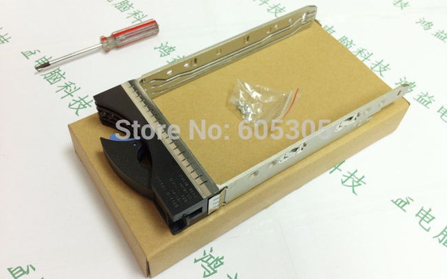 "High Quality 39M6036 3.5"" FC Fibre Channel Hard Drive Tray Caddy DS4000 DS4700 DS4800"
