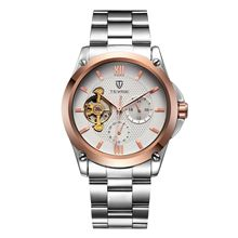 Tevise Top Brand Mens Watches Automatic