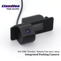Liandlee Car Rear View Backup Parking Camera For GMC Terrain / For Saturn Vue 2011~2013 Rearview Reverse Camera / SONY HD CCD