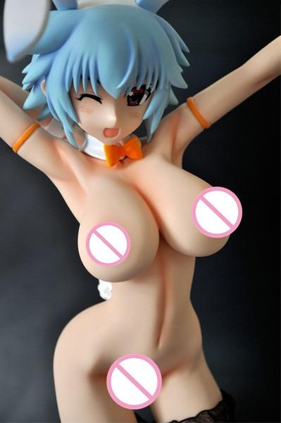 Anime bunny girl nude