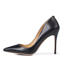 MORAZORA 2018 New fahion high quality brand pointed toe women pumps stiletto high heels office lady wedding dress shoes woman