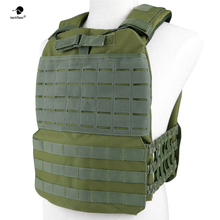 Quick Release Tactical Plate Carrier Chest Rig Hunting Accessories Body Armor Combat Molle Light Vest Magazine Pouch Army JPC wolf enemy ultralight ballistic plate carrier quick release police swat vest tactical ballistic armor plate carrier vest