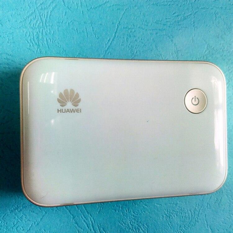Débloqué Huawei E5730 3g Mobile Poche WiFi Routeur 3G Mifi Dongle 3G Routeur Avec la Banque D'alimentation Avec RJ45 Usb pk e5570 e5776 e5151
