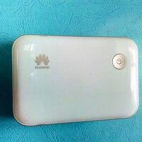 Unlocked huawei e5730 3g mobile pocket wifi yönlendirici 3g mifi dongle RJ45 Usb Ile Güç Bankası Ile 3G Router pk e5570 e5776 e5151