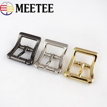 5Pcs Fashion Men Belt Buckles Metal Pin For Backpack Clothes Bag Strap Clasp DIY Leather Craft Garment Accessories