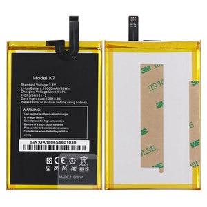 Image 2 - DyGod 10000 мАч для Oukitel K7 батареи для замены батареи Bateria для Oukitel K7 смартфон + Инструменты