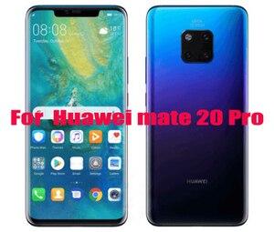 Image 2 - UV Keo Dán Bảo Vệ Màn Hình Trong Cho Huawei Mate 40 30 Plus P30 P40 Pro Kính Cường Lực UV Liquid Cho Samsung Note 20 Cực S20 Plus S10
