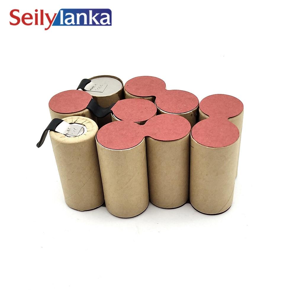 3000mAh for AEG 12V Ni MH Battery pack CD B1215 4932399481 for self installation