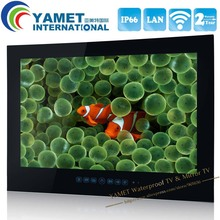 19 pulgadas Android 4.2 Smart TV Impermeable para Baño LCD Monitor HD WIFI