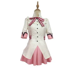 Idolish7 Tsumugi Takanashi Halloween Cosplay Costume Dress Custom Made недорого
