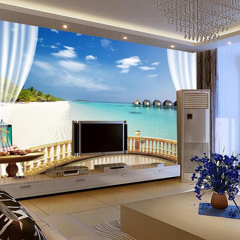 خلفيات ديكورات راائعة للمنزل ثلاثية الأبعاد ...