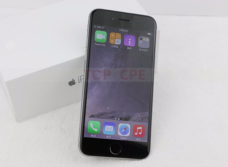 "Unlocked Original Apple iPhone 6 Plus 6P 16GB 64GB 128GB 5.5"" IOS 3G WCDMA 4G LTE 8MP Camera 1G RAM WIFI GPS Mobile Cell Phone 25"