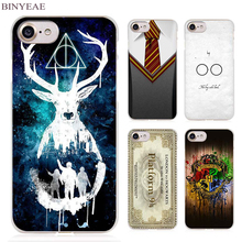 Harry Potter Cover for Apple iPhone