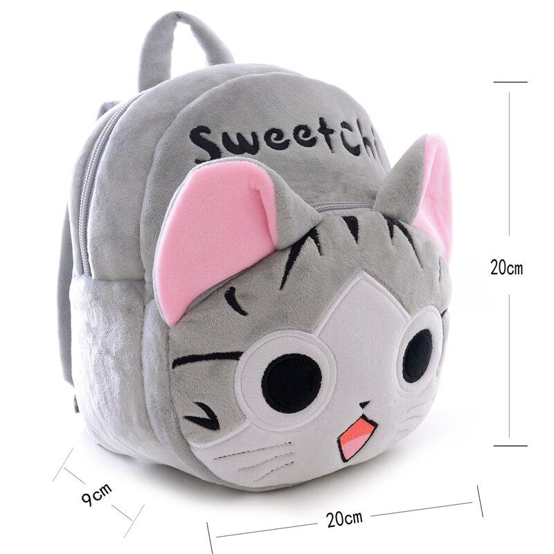Plush-Cartoon-Bags-Kids-Backpack-Children-School-Bags-Animal-Cute-Bags-for-1-3-Years-Old-Kindergarten-Kids-Girl-3