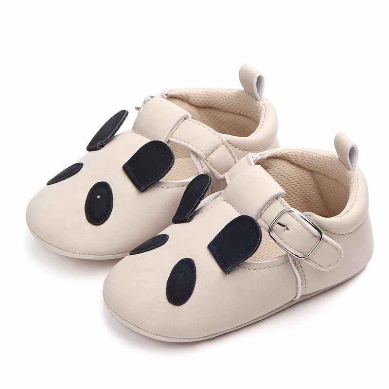 Cute Baby Shoes For Girls Soft Moccasins Shoe 2019 Spring Cat Baby Girl Sneakers Toddler Boy Newborn Shoes First Walker