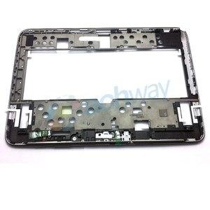 Image 2 - אמצע מסגרת עבור Samsung הערה 10.1 N8000 אמצע מסגרת דיור Bezel חלקי תיקון החלפה עבור SAMSUNG N8000 אמצע מסגרת