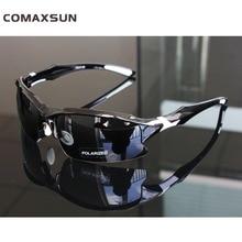 Comaxsun Professional Polarized Cycling Glasses Bike Goggles  Sports M