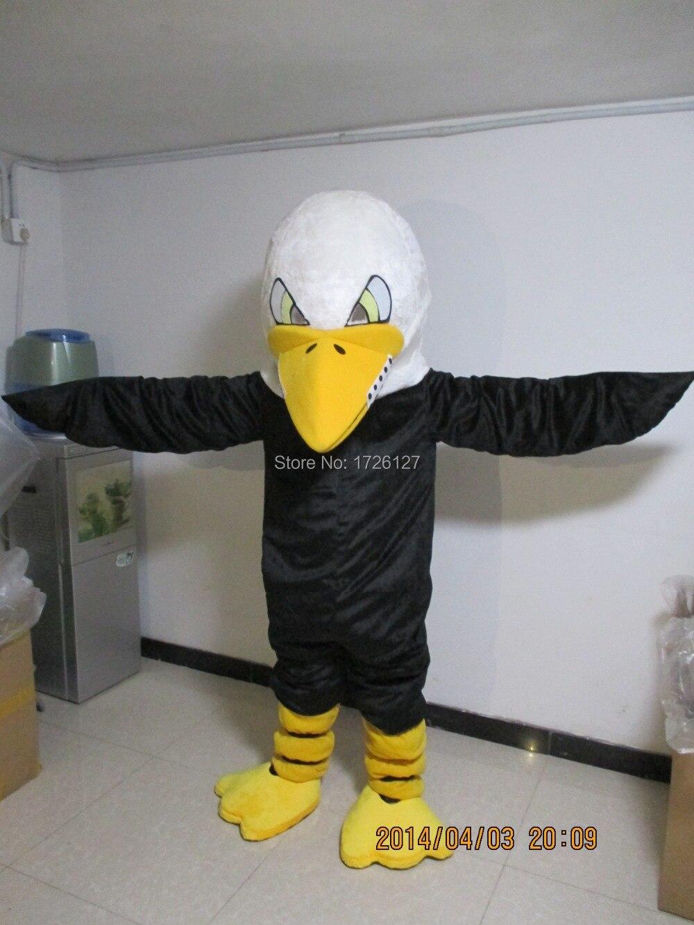 Aigle mascotte faucon faucon mascotte costume personnalisé fantaisie costume anime cosplay kit mascotte thème déguisement carnaval costume