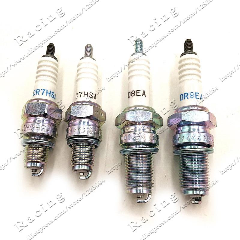 NGK Spark Plug D8EA #2120 fits Yamaha//Kawasaki//Honda//Suzuki
