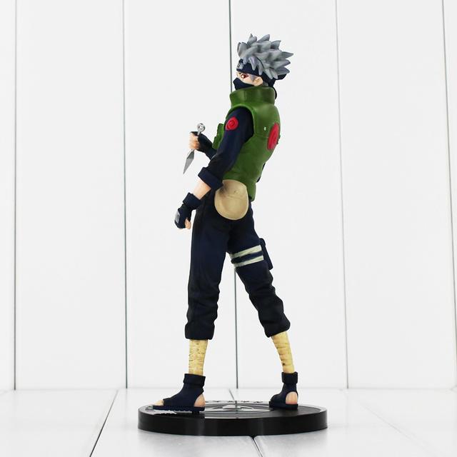 8″ 21cm Naruto Action Figures Hatake Kakashi