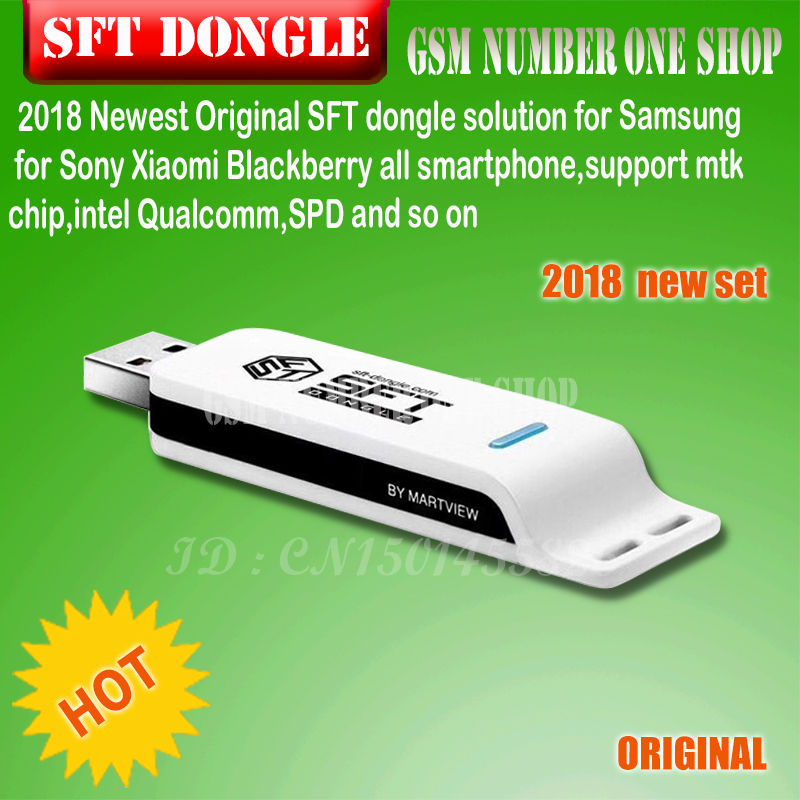 The Newest SFT dongle solution for Samsung Sony Xiaomi Blackberry all  smartphone,support mtk chip,intel Qualcomm,SPD and so on