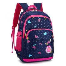 Brand Kids Cartoon School bags Children Waterproof Backpacks For Girls Schoolbag 1-3 Grade Studets Satchel Mochilas