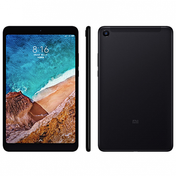 Xiaomi Mi Pad 4 Tablet PC 8.0 inch MIUI 9 Qualcomm Snapdragon 660 Octa Core 4GB RAM 64GB eMMC ROM Double HD Cameras Dual WiFi