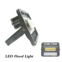 LED Flood Light Projector IP66 WaterProof 30W 50W 220V 230V 240V LED FloodLight Spotlight Outdoor Wall