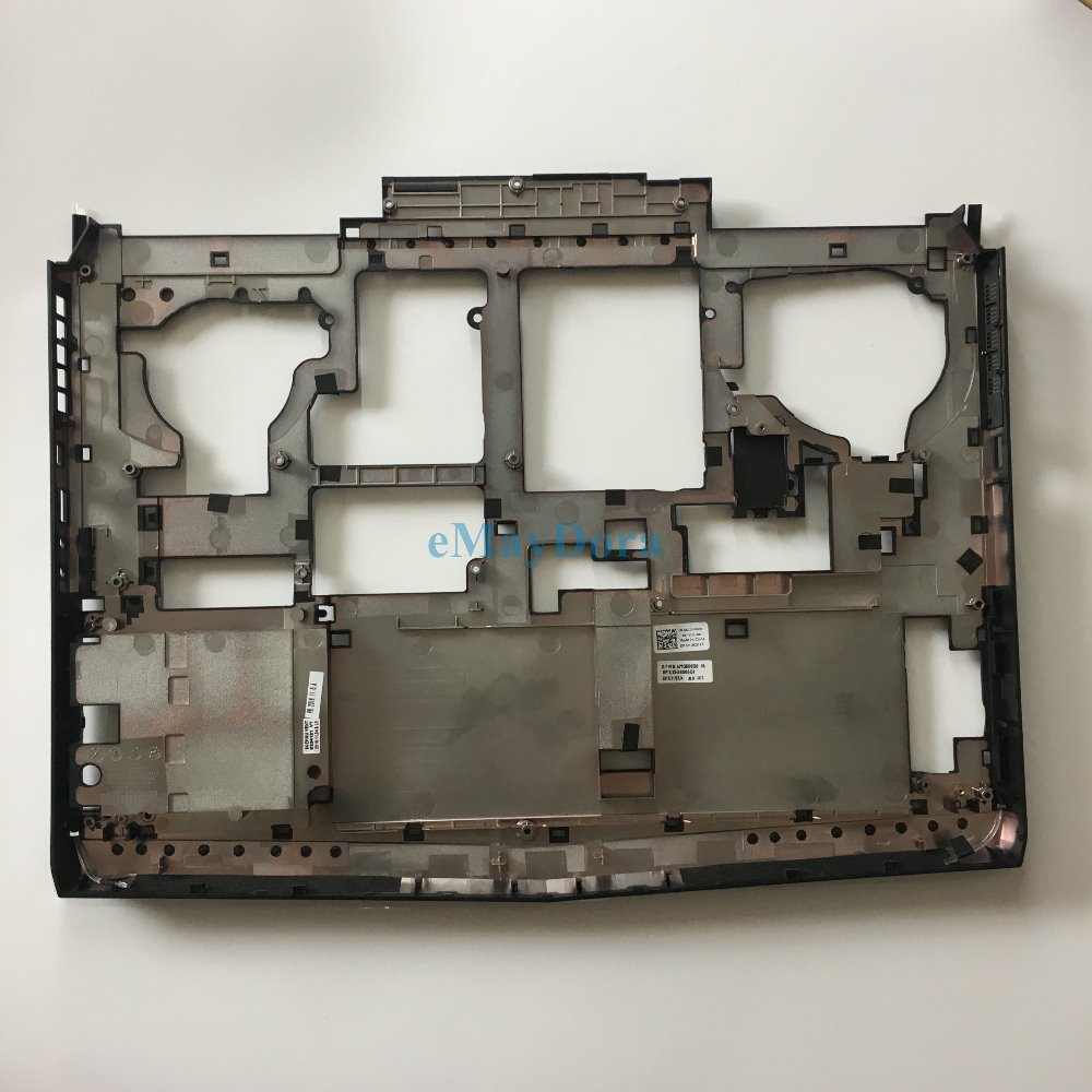 New Emay GAAHOO laptop parts for DELL ALIENWARE17 R4 Bottom Base DPN:0X2J1T 0X2J1T new bottom base box for dell inspiron 15 5000 5564 5565 5567 base cn t7j6n t7j6n