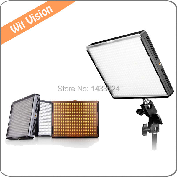 Aputure Amaran 528 LED Video Light Panel Led Light for Camcorder or DSLR Cameras aputure vs 1 7 v screen digital video monitor for dslr cameras eu plug