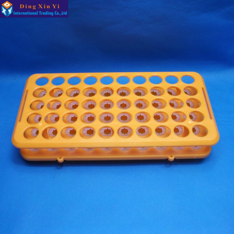 10ML and 15ML 50vents Laboratory plastic Centrifuge Tubes <font><b>box</b></font> with cover Free shipping image