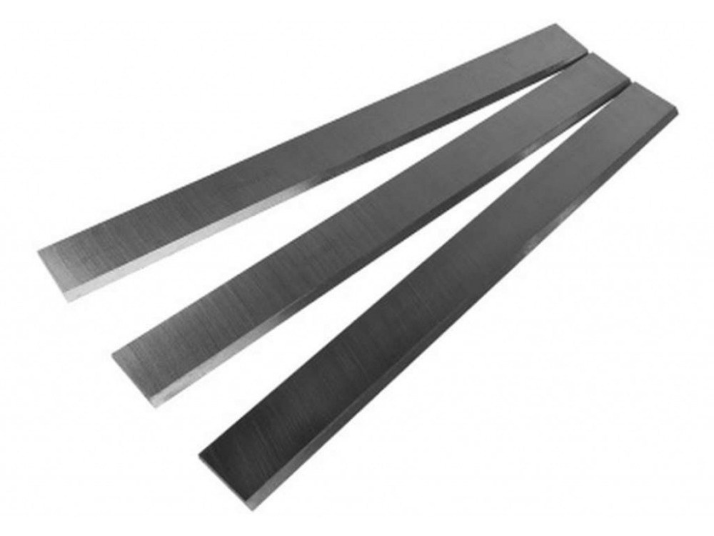 HZ 3PC 250x25x3mm High Speed Steel Industrial Planer And Jointer Knives Blades